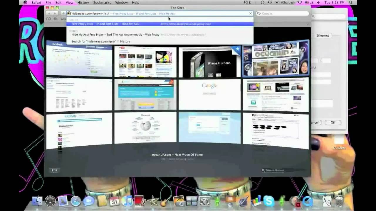 How to change ip address on a mac with images ip