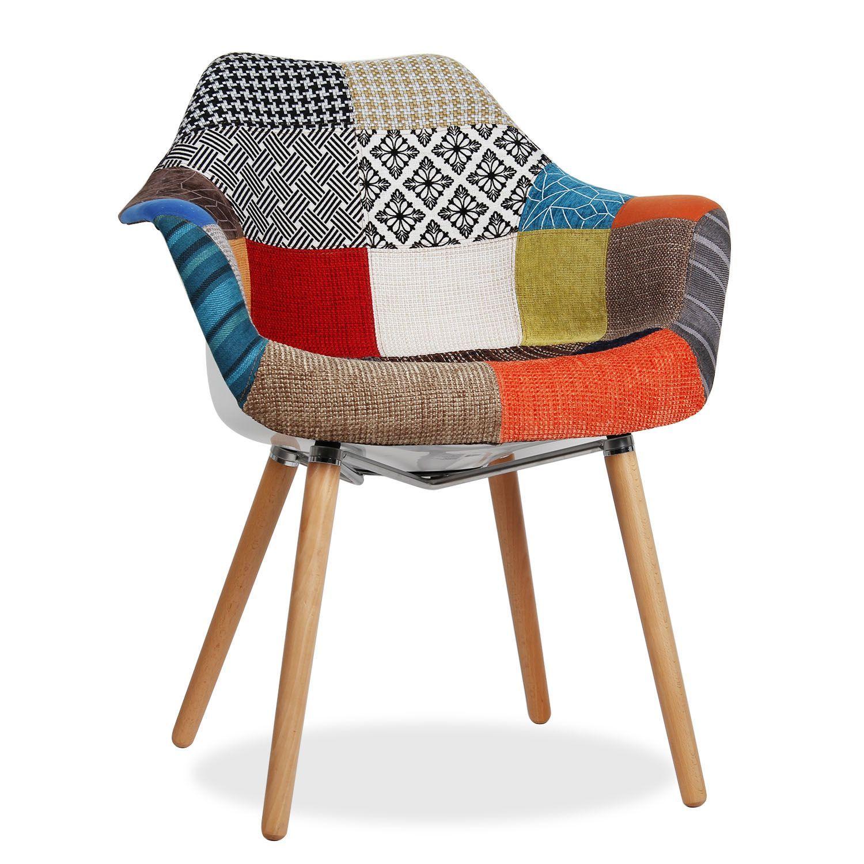 770c890aa34616 La sedia TOWER WOOD è uno dei modelli più popolari del design d´avanguardia  dell´ultimo secolo. Stile, eleganza e comodità si uniscono per dare un  tocco ...