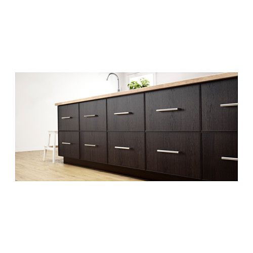 Ikea Kitchen Black Cabinets: Doors, Kitchens And Black Cabinet