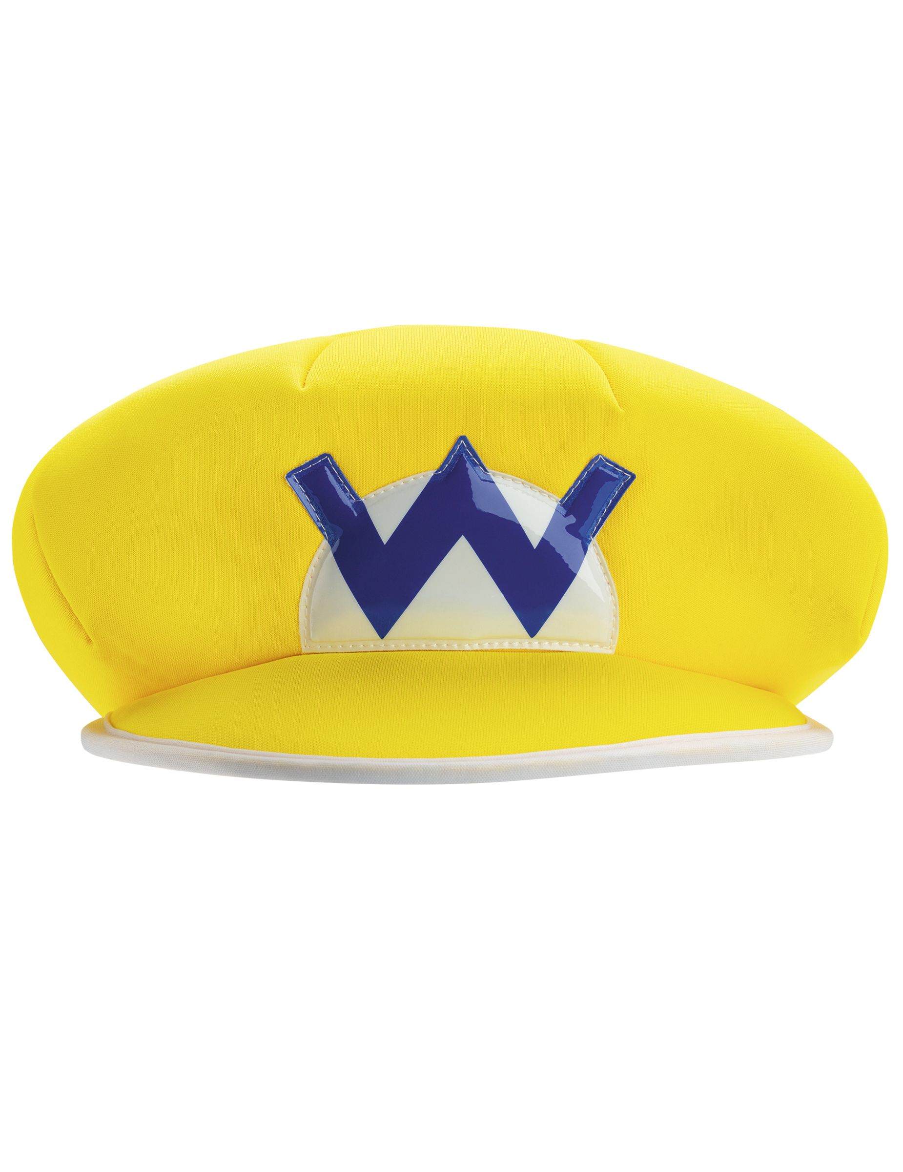 ac9eb6a343c045 Wario-Kindermütze Nintendo®-Lizenzartikel gelb-blau , günstige Faschings  Accessoires & Zubehör
