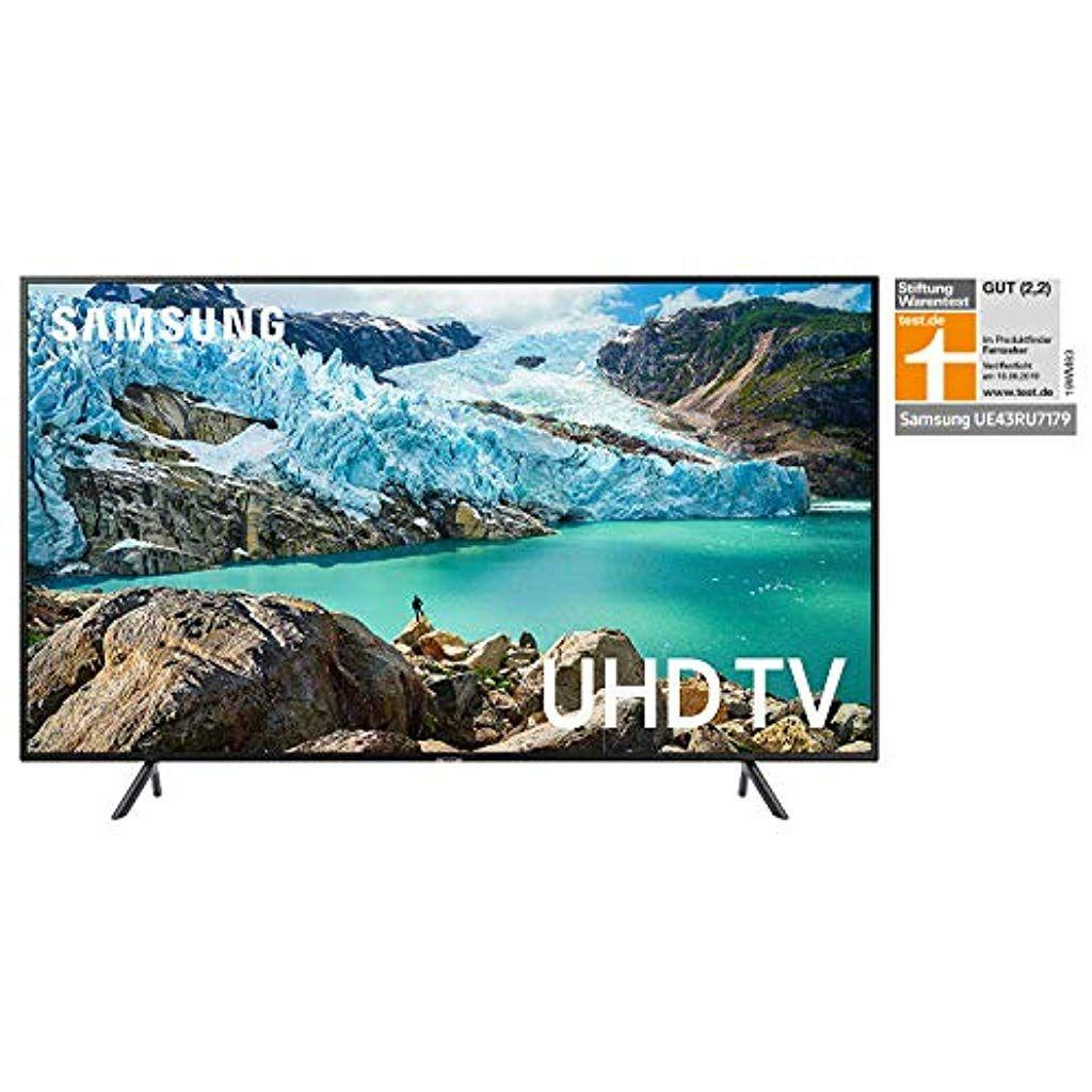 Samsung Ru7179 108 Cm 43 Zoll Led Fernseher Ultra Hd Hdr Triple Tuner Smart Tv Modelljahr 2019 Elektronik Foto Kopfhorer Z Led Fernseher Fernseher