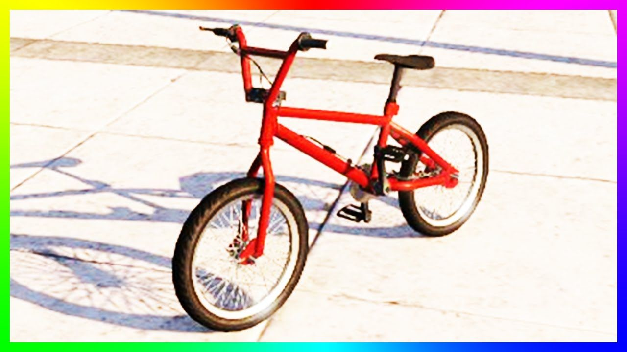 Gta 5 Xbox 360 How To Make Your Bicycle Fly Youtube