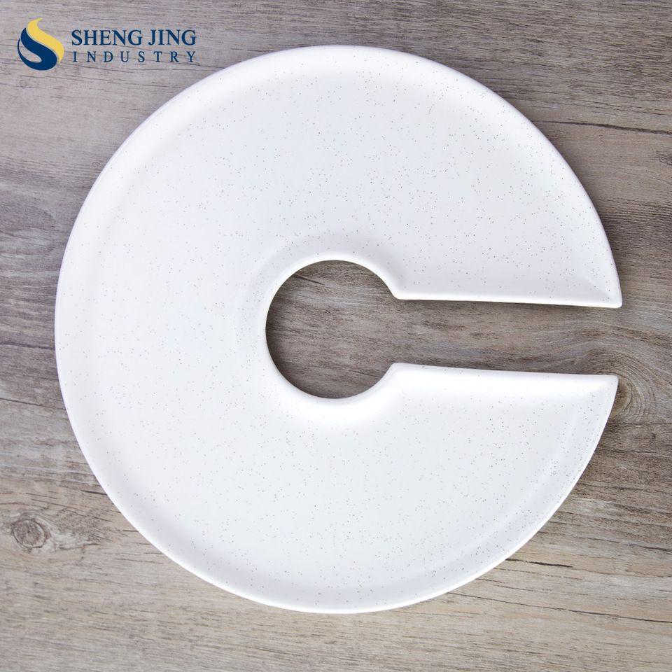 Custom Made Dinnerware Plates for Restaurant & 9.75\u0027\u0027 10.75\u0027\u0027 Custom Made Dinnerware Plates for Restaurant ...