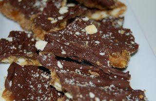 Monster Mama: Cracker Toffee