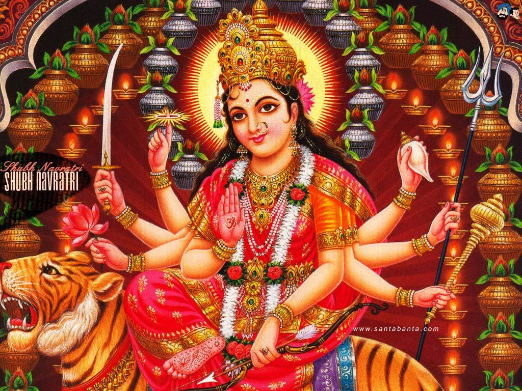 Wallpaper download durga maa - Nav Durga Wallpaper Free Download