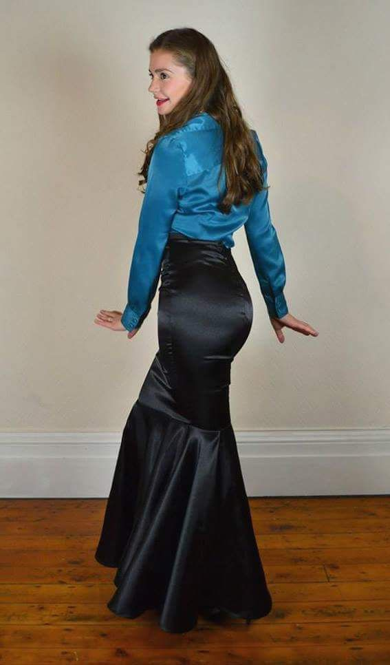 Tight wiggle dress images