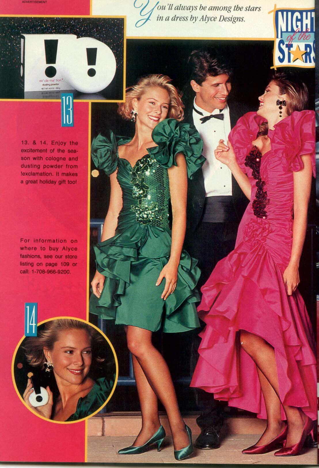 Nov 1990 80s Party Outfits 80s Prom Dress