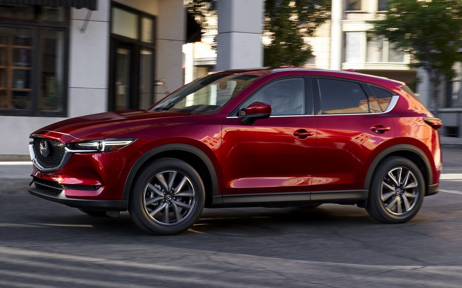 2018 Mazda Cx 5 Gets Cylinder Deactivation And More Standard Kit
