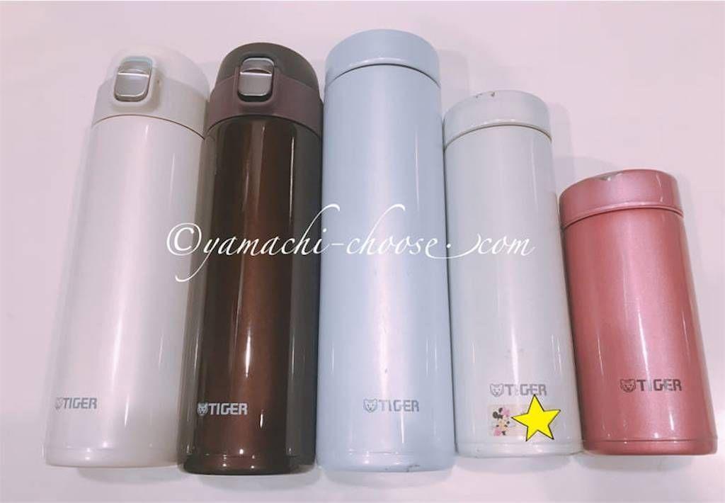 我が家の水筒は全部タイガー魔法瓶 水筒 ステンレスボトル コロボックル