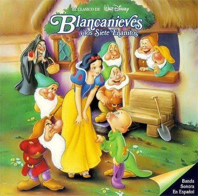 Blancanieves y los siete enanitos banda sonora en for Lo espejo 0450 el bosque