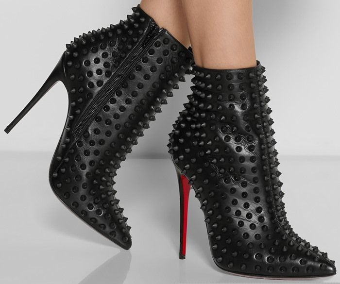 christian louboutin sale ankle boots