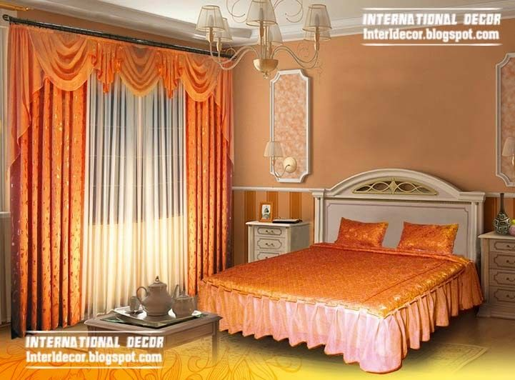 Curtain Ideas For Bedroom Windows  Design Ideas 20172018 Gorgeous Curtain Designs For Bedrooms Inspiration