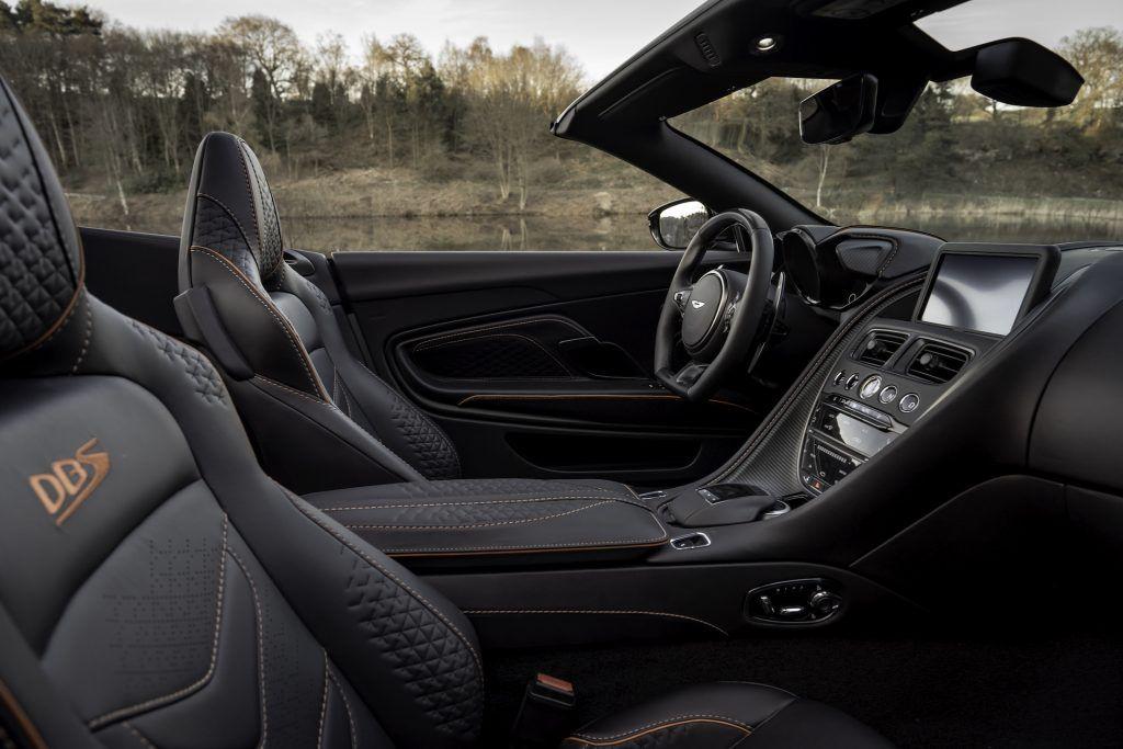 12 Aston Martin Dbs Superleggera Volante Convertible 2020 Photos List12 Aston Martin Dbs Aston Martin Superleggera