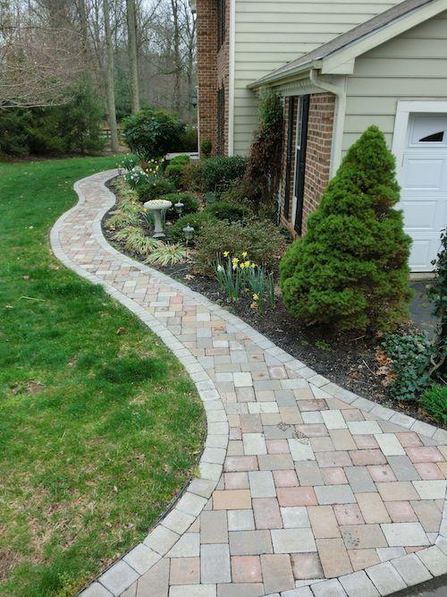 Photo of 18 Modern Front Garden Landscaping Ideas ~ Matchness.com