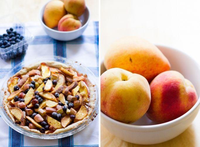 Summer Fruit Kuchen via @MyFoodThoughts