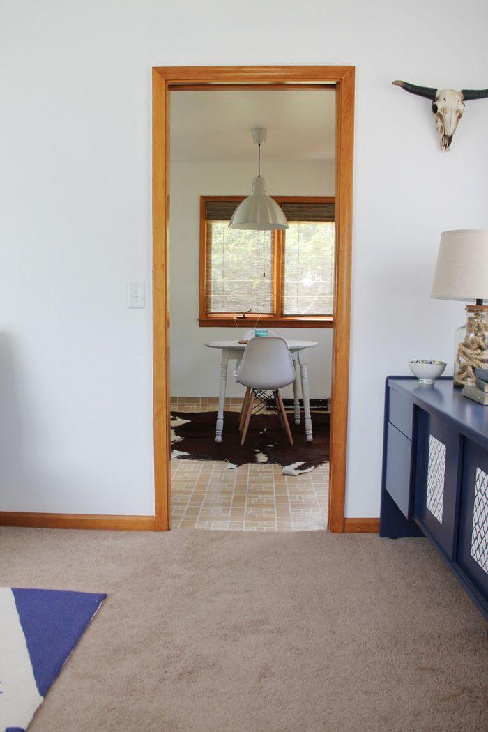 Cozy Cottage Budget Living Room Tour Living