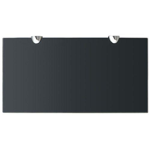 Schweberegal ClearAmbient Ausführung: Schwarz, Größe: 0,8 cm H x 100 cm B x 10 cm T