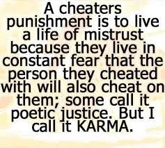 Image result for lying cheating husband quotes … | Karma ...