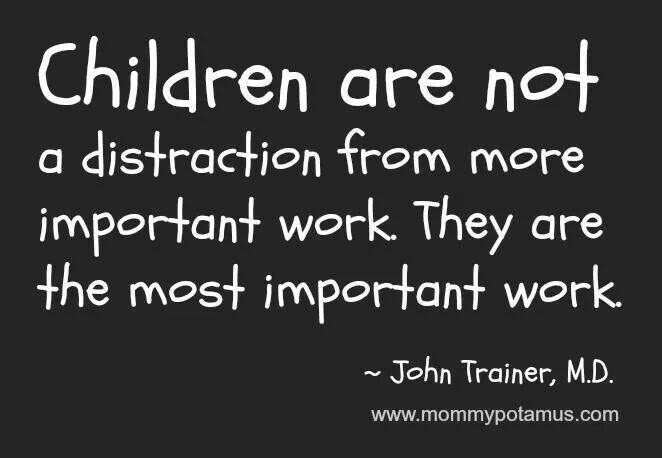 Nor are they considered in any tyoe of sacrifice!!! If ur a mom its ur job! If u married a man with a child then u chose the position as a step parent therefore doing things for them is ur job NOT A SACRAFICE GET IT RIGHT, DON'T BE SELFISH!
