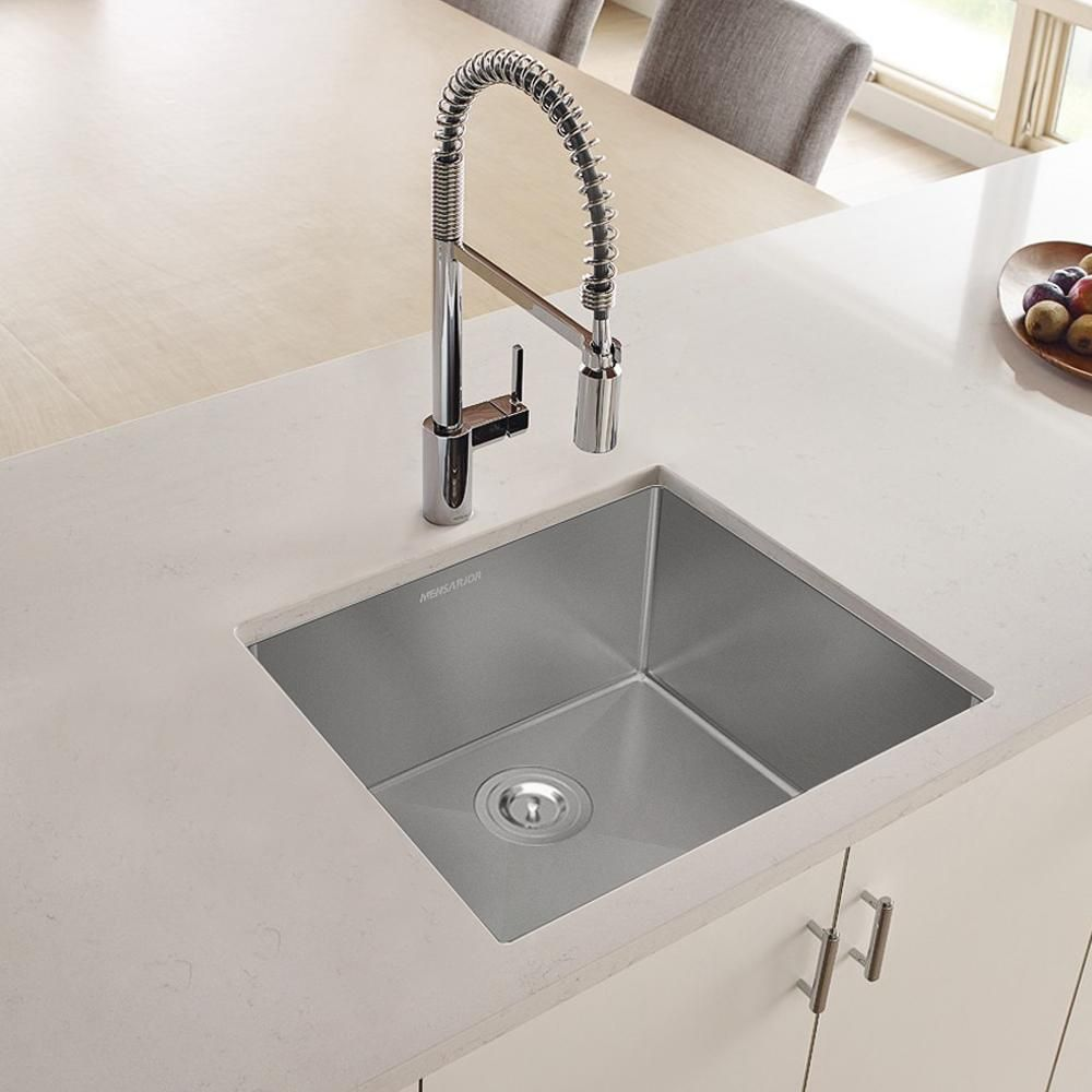 Undermount Vs Overmount A Comprehensive Comparison Of Kitchen Sinks