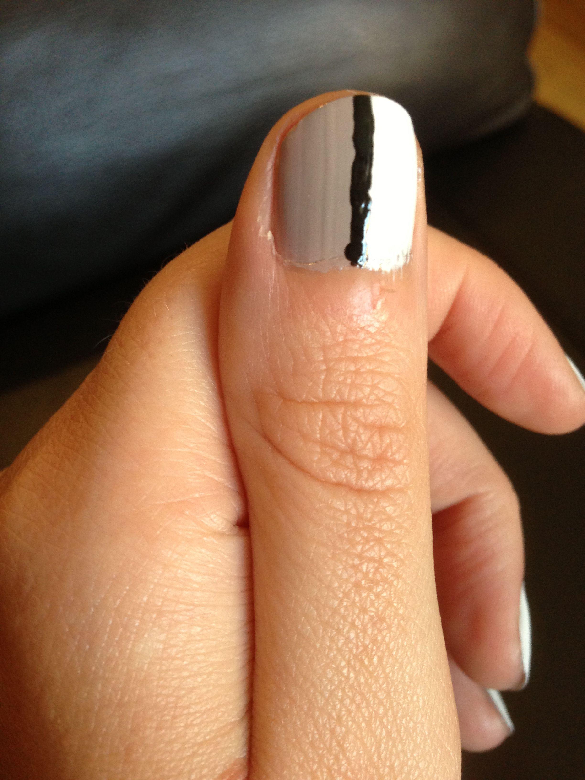 22 Luxury Nail Designs Jewels Monochrome Nail Art Pens English Rose From Manchester Blog 2448x3264 Black Gems Na Luxury Nails Classy Nail Art Ideas Gem Nails
