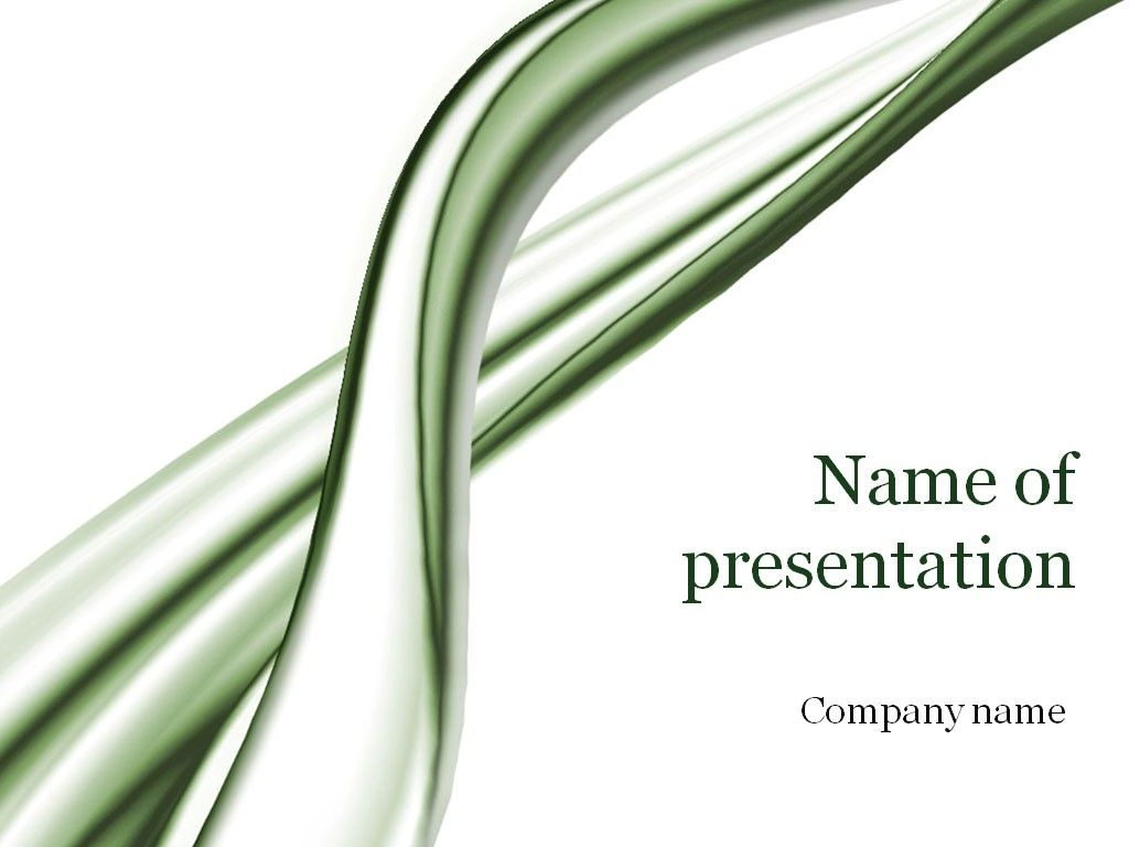 Green threads powerpoint template templates pinterest template green threads powerpoint template background for presentation toneelgroepblik