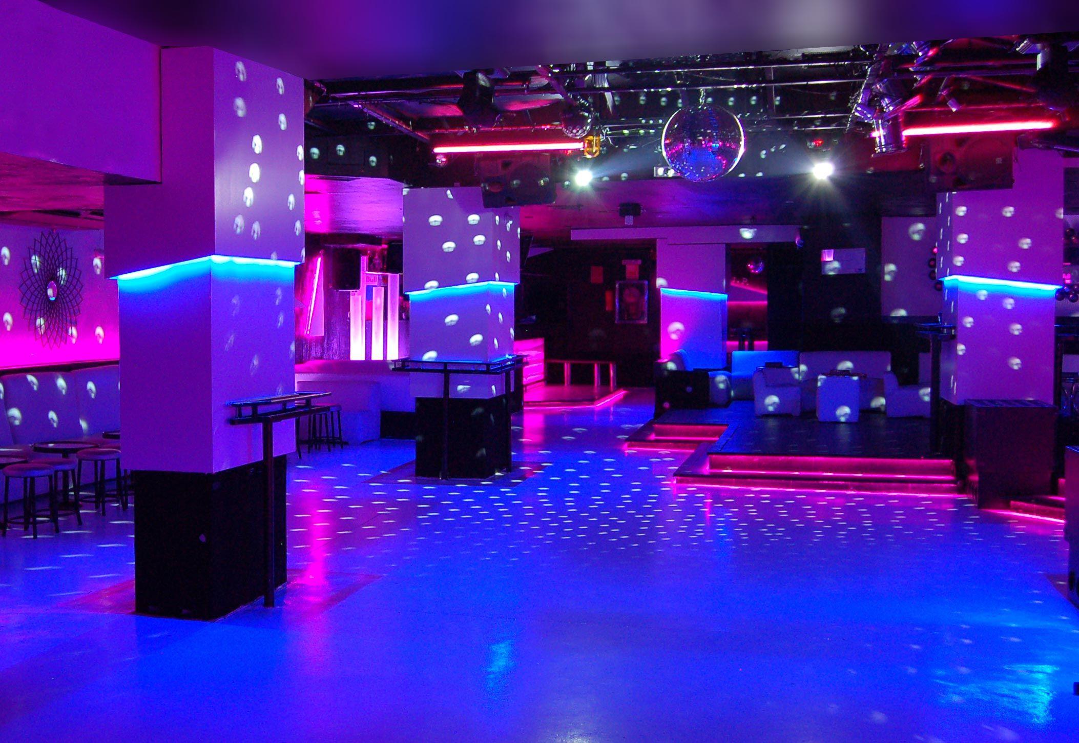 Discoteca ozona vip ocio nocturno madrid pinterest - Ideas para discotecas ...