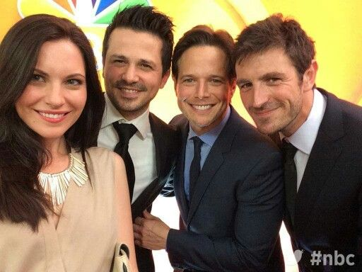 The Night Shift | Jill Flint (Jordan), Freddy Rodriguez (Ragosa), Scott Wolf (Scott) and Eoin Macken (TC)