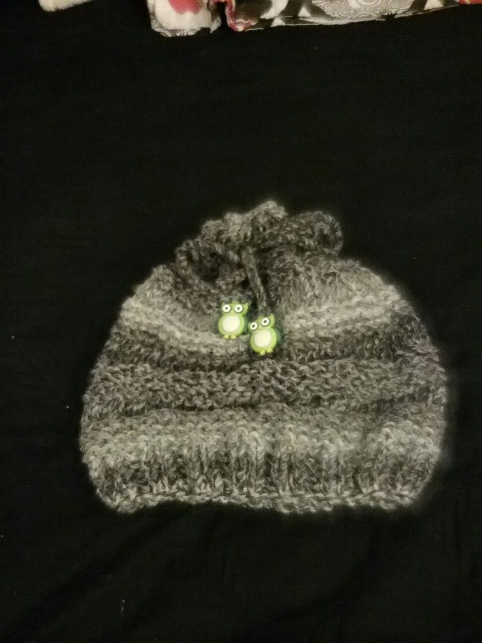 adorable gorro para Abril !!!!