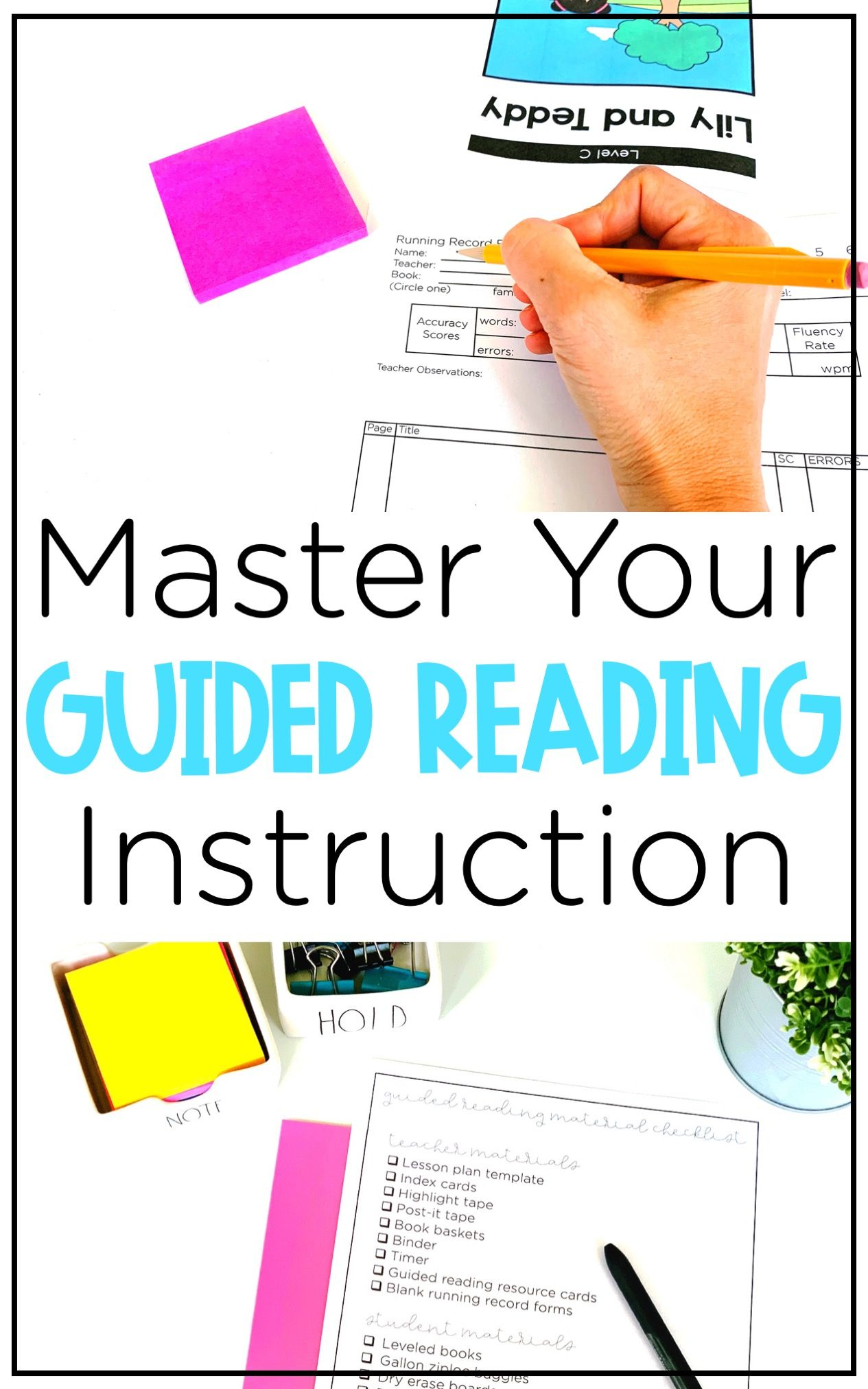 Guided Reading Lesson