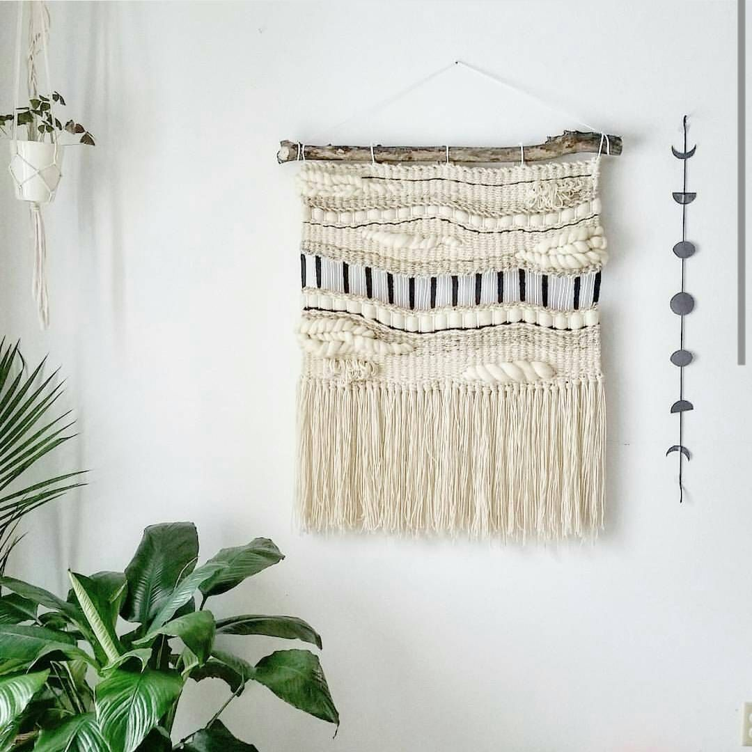 Large Wall Hangings Large Woven Tapestry Wall Hanging Macramé Walltheriverhaze