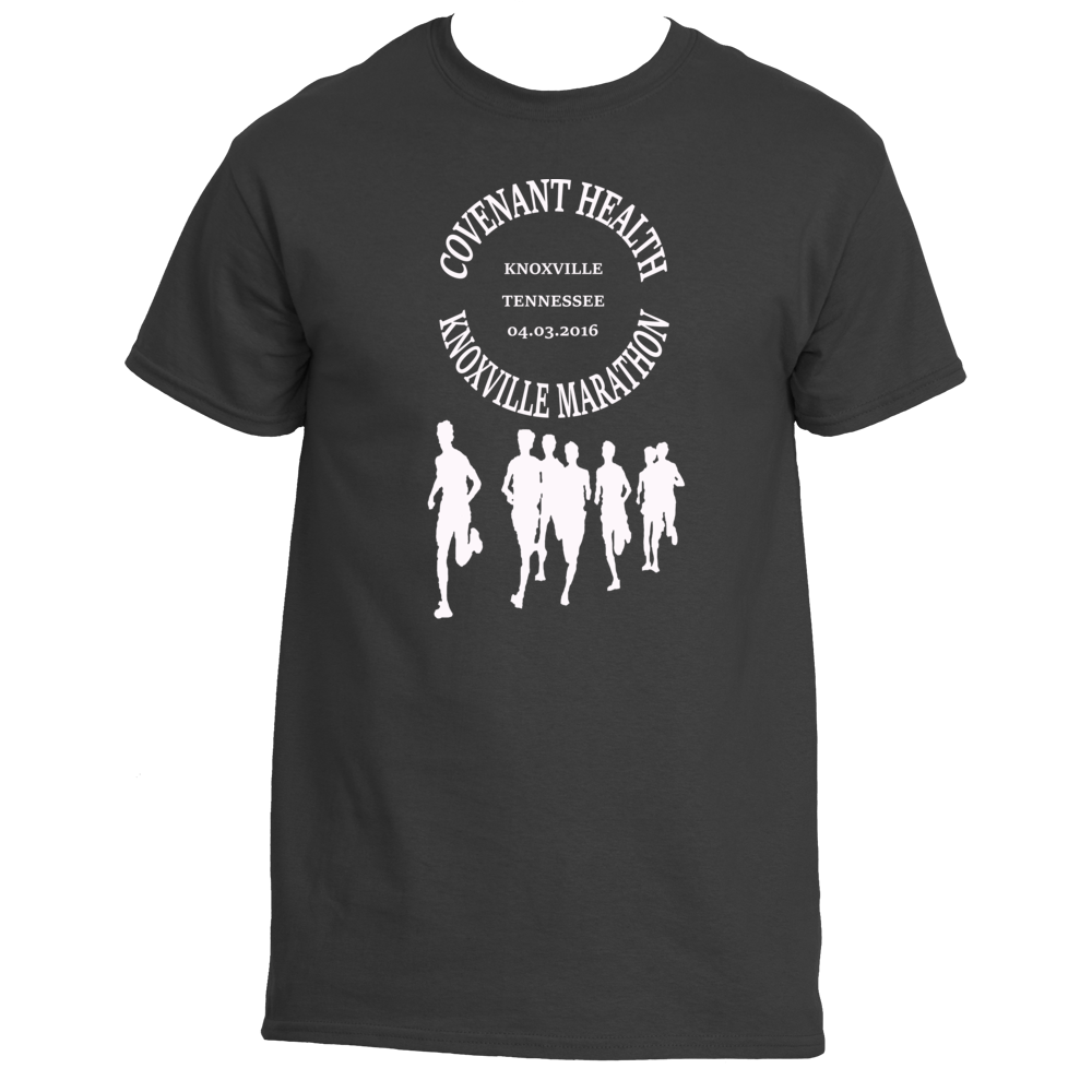 Covenant Health Knoxville Marathon Marathon Mens Tops Mens Tshirts