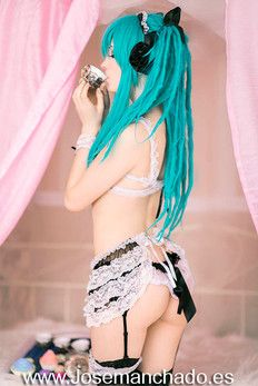 vocaloid cosplay Nude