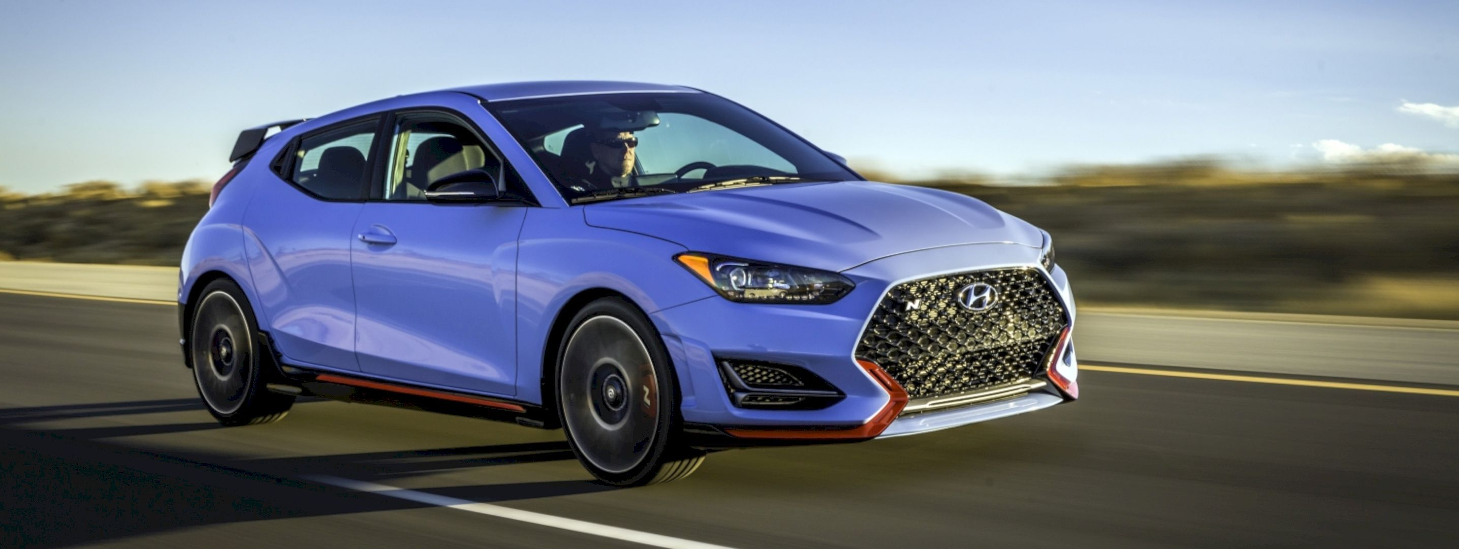 2019 Hyundai Veloster N Ready to Dominate Hot Hatches