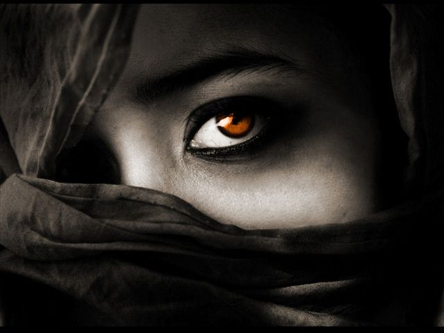 Eyes With Covered Face 1 Eyes Wallpaper Beautiful Fantasy Art