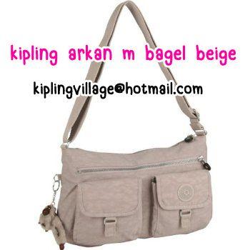 Kipling Arkan M beige