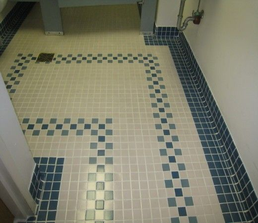 This is a floor we did 5 years ago! Still looks great!
