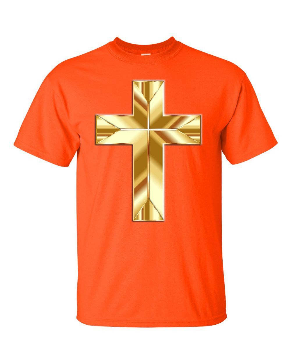 Gold cross menus tshirt products pinterest gold cross and