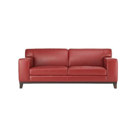Kasala - Sheridan Sofa (red or grey)