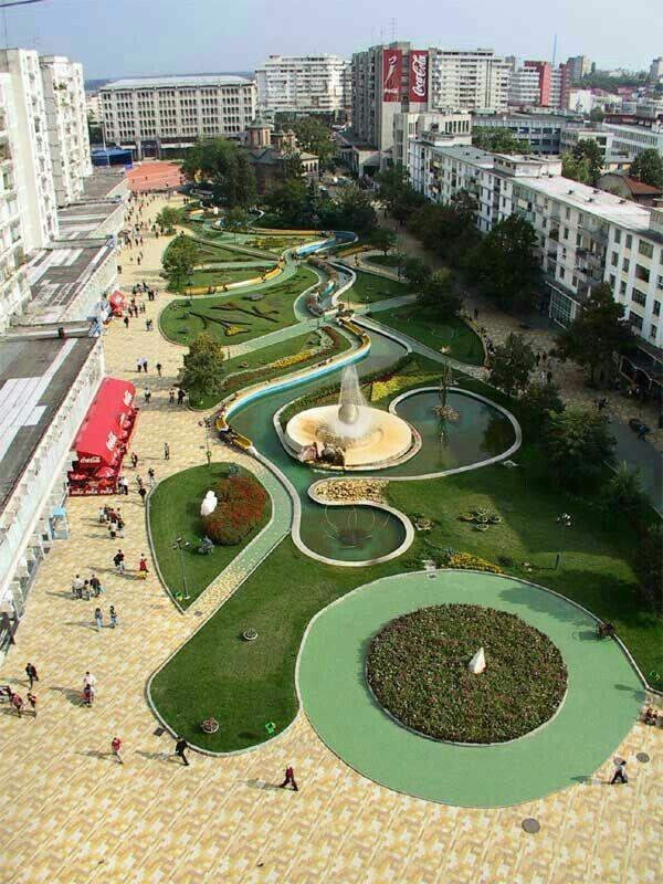 Parques Urbanos - Son espacios públicos, que son ...