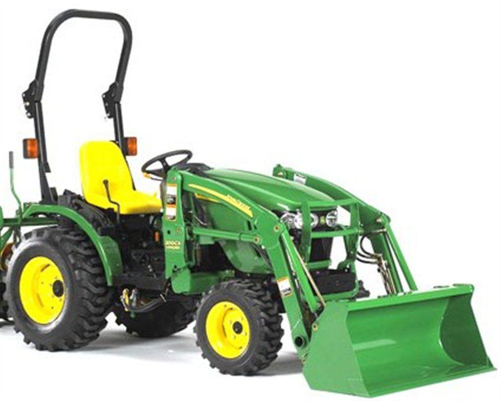 Jd 2320 Mower Adj : John deere compact tractor best ever