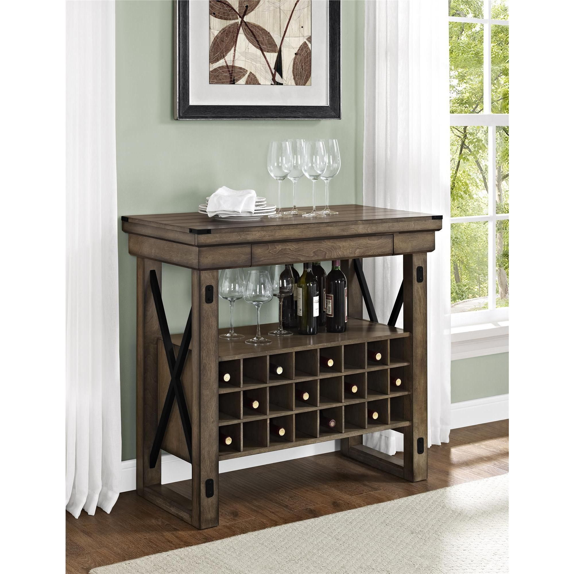 l decor bar cabinet with rustic charming org furniture and storage wine