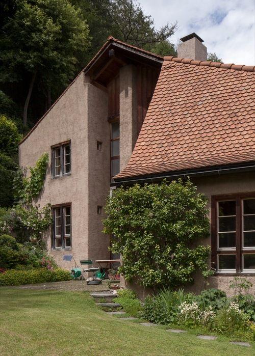 Peter Zumthor Haus Dierauer Haldenstein Casa La Flor Mv