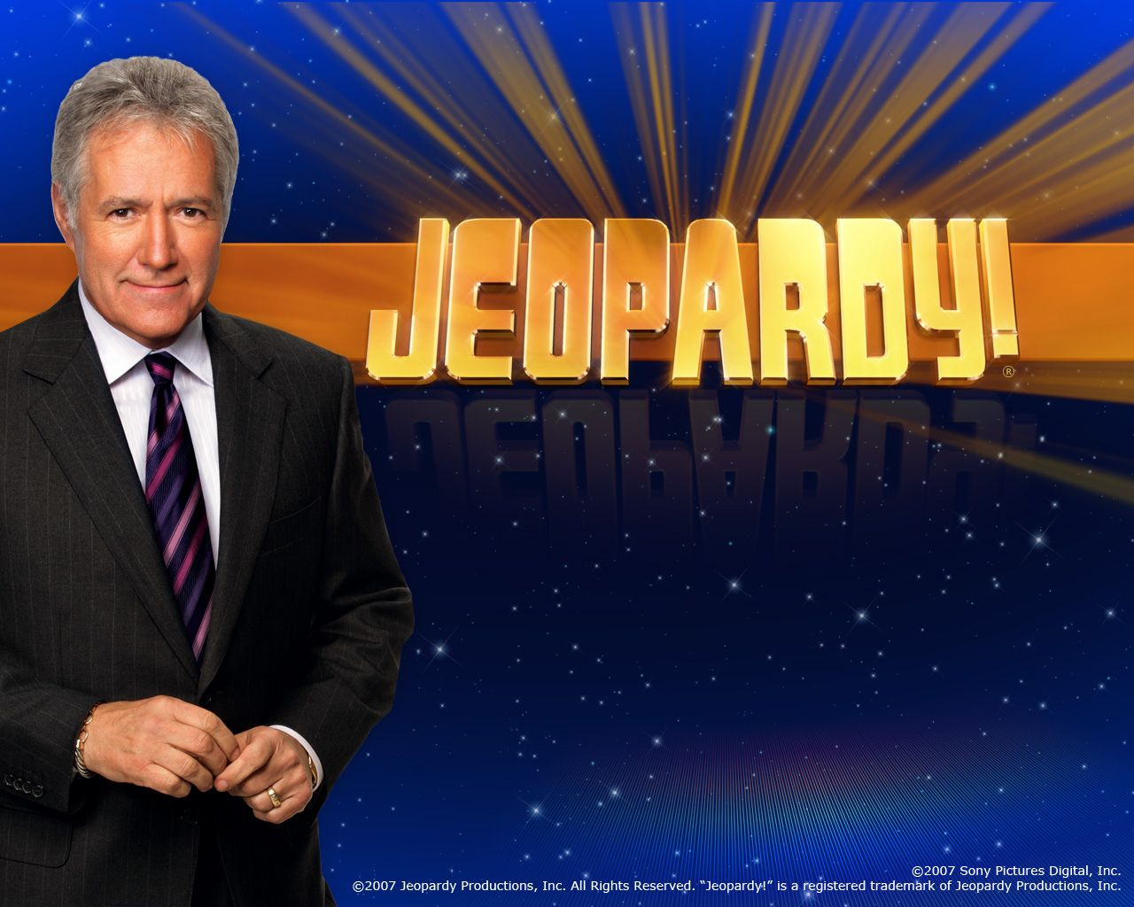 Sony Hack Reveals Alex Trebek Considered Leaving Jeopardy Over