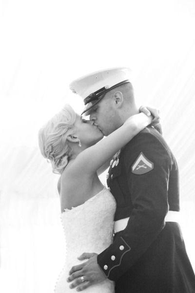 Military Wedding ❤