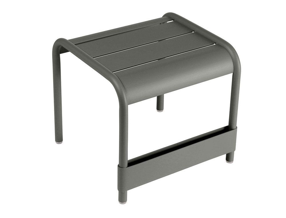 Petite table basse / repose-pieds Luxembourg, pour salon de jardin ...