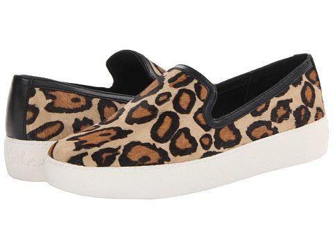 2b77437a3bc1a6 Sam Edelman Becker animal print slip-on sneaker