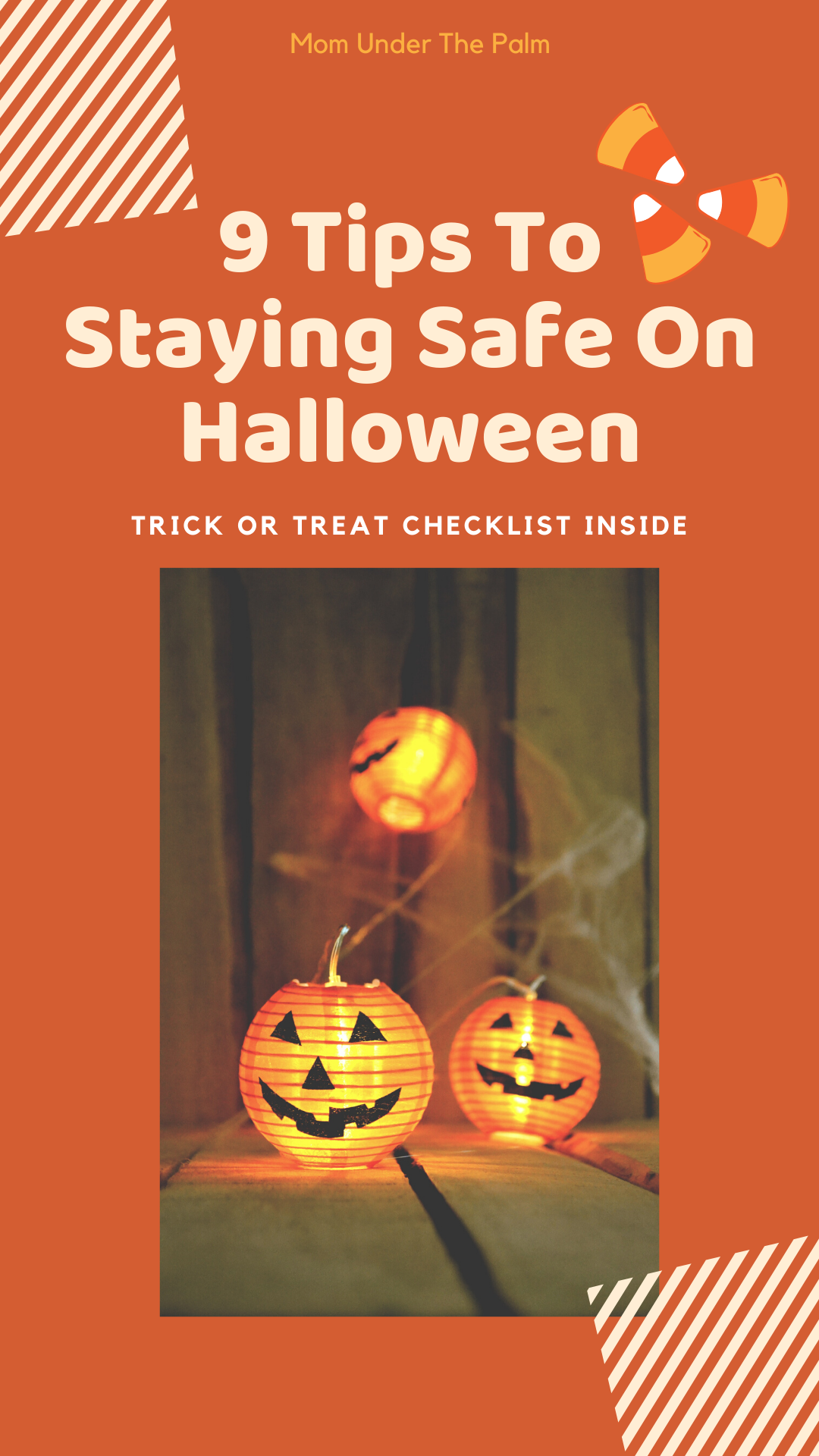 9 Tips To Staying Safe On Halloween