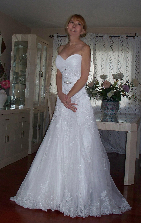 Pronovias Winter Sale Wedding Dress. Pronovias Winter Sale Wedding Dress On  Tradesy Weddings (formerly
