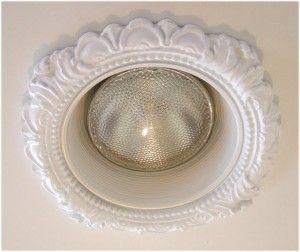 Beaux Arts Clic Products Victorian Decorative Recessed Light Trim